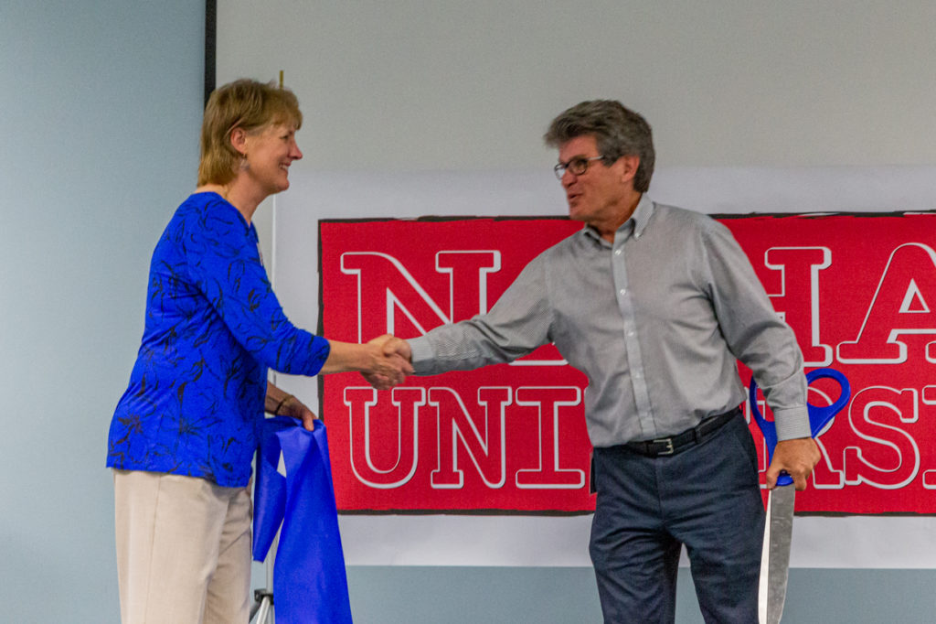 Nahan University Opening