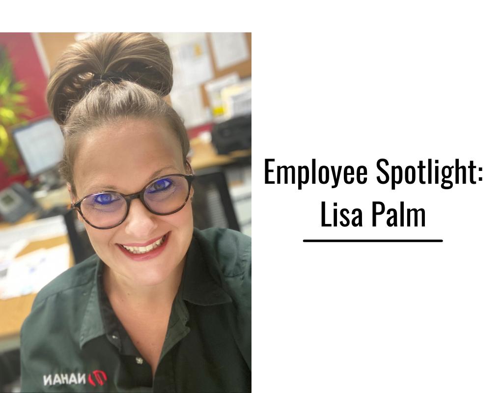 Employee Spotlight: Lisa Palm